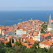 Piran, Slovenia. — Stock Photo