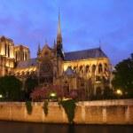Notre Dame, Paris — Stock Photo #33917575