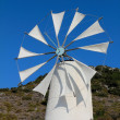 Stock Photo: Tradition windmill in Crete, Greece