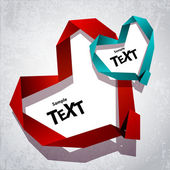 Valentines day texture — Stock Vector
