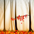 Magical forest illustration — Foto Stock