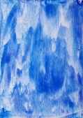 Waterfall painting — Stock Photo