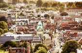 Winchester UK town view — Stock Photo