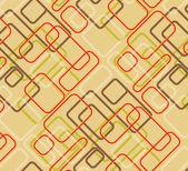 ретро городской фон — Cтоковый вектор
