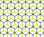 Modèle abstrait cube — Vecteur