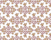 Abstract floral pattern — Stock vektor