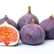 Stock Photo: Ripe Fruits Figs