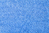 Abstract background of blue towels — Stock Photo