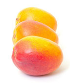 Few Fresh Mango — Stock Photo