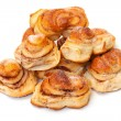 Fresh appetizing sweet rolls — Foto Stock