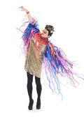 Moda consapevole drag queen — Foto Stock