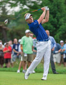 Luke Donald at the 2013 US Open — Stock Photo