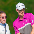Justin Rose at the 2013 US Open — Стоковое фото