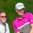 Justin Rose at the 2013 US Open — ストック写真