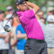 Sergio Garcia at the 2013 US Open — Stock fotografie