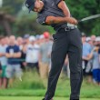 Tiger Woods at the 2013 US Open — ストック写真