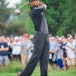 Tiger Woodsat the 2013 US — Foto Stock
