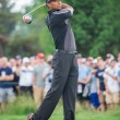 Tiger Woodsat the 2013 US — Stockfoto