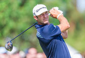 Dustin Johnson at the 2013 US Open — Stock Photo