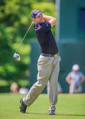 Padraig Harrington at the 2013 US Open. — Stock Photo