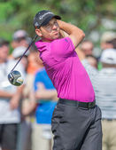 Sergio Garcia at the 2013 US Open — Stock Photo