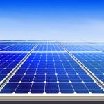 Alternative solar energy l — Stock Photo