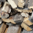 Chopped firewoods prepared for firing — Stock Photo #29495841