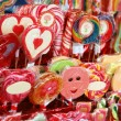 Festive sugar candies — Stock Photo