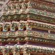Part of Thailand temple — Stockfoto
