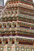 Part of Thailand temple — Stock Photo
