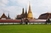 Wat Phra Kaeo — Stock Photo