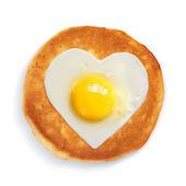 Scrambled egg — Stock Photo