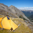 Camping in the mountains — Stock Photo #28010175