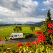 Caravaning — Stock Photo