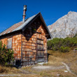 Alpine Hut — Stock Photo #34775885