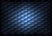六角形の背景 — ストックベクタ