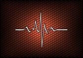 Cardio — Stock Vector