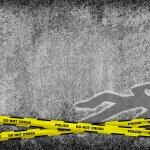 Murder — Stock Vector #28691619