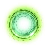 Green Circle — Stock Vector