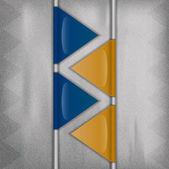 三角形 — ストックベクタ