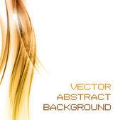 Abstract Orange — Stock Vector