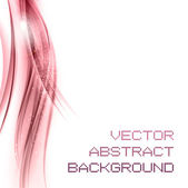 Purple Abstract — Stock Vector