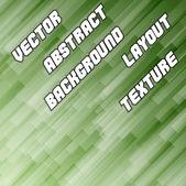 Green Diagonal Background — Stock Vector