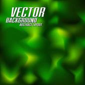 Green Background — Stok Vektör