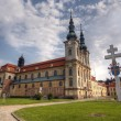 Royalty-Free Stock Photo: Velehrad - The Basilica of Assumption of Mary