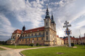 Velehrad - The Basilica of Assumption of Mary — Stock Photo