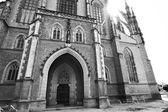 Saint Barbara's Church — 图库照片