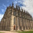 Saint Barbara Church, Kutna Hora — Stock Photo