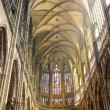 Nave of cathedral — Stock Photo