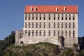 Plumlov castle — Stock Photo
